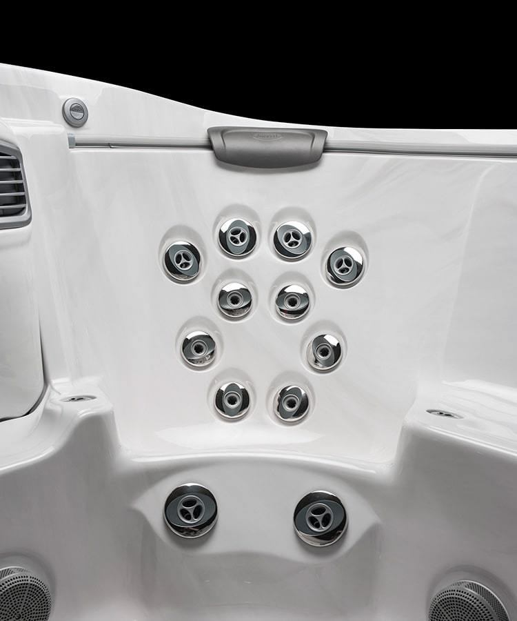 Jacuzzi Hot Tubs J-500 Collection Jets in Los Angeles, California