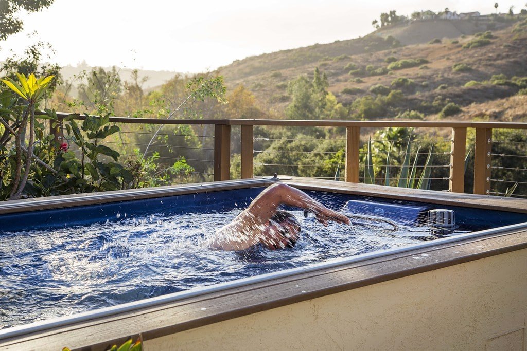 Endless Pools Swim Spas Installation in Los Angeles